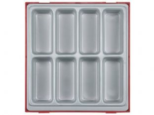 Teng TTD01 Double Storage Tray - 8 Compartments